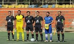 باخت قهرمان نیمفصل در شیراز/فجر سپاسی ۳ - ۱ شهرداری آستارا