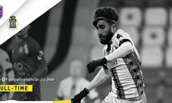 لیگ فوتبال بلژیک|شکست شارلروا مقابل بیرشات با بازیکنان ایرانی
