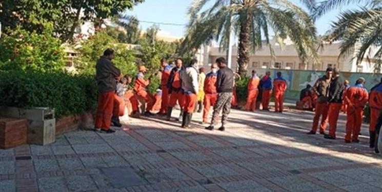 گلایه کارگران شهرداری بوشهر از عدم پرداخت مطالبات/ حقوق اسفند واریز شد