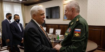 همکاری نظامی بغداد - مسکو؛ محور دیدار فالح الفیاض با معاون وزیر دفاع روسیه