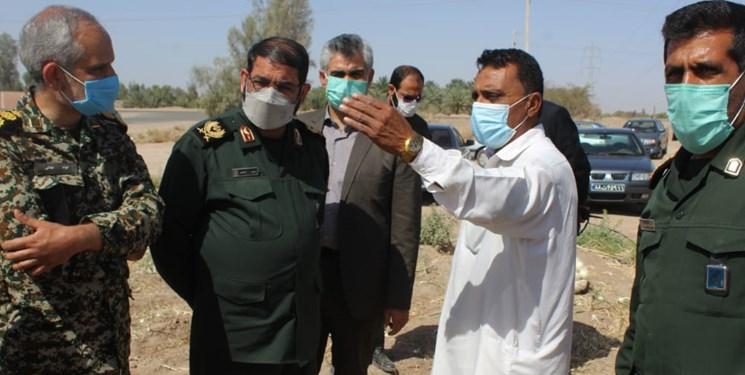 چارهاندیشی «بسیج» برای بحران فروش کشاورزان جنوب کرمان/تشکیل 2 قرارگاه حمایتی