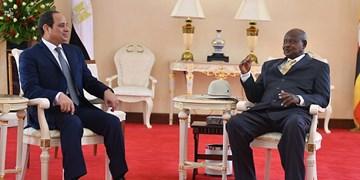 امضای توافق همکاری امنیتی اوگاندا و مصر در بحبوحه تنش با اتیوپی