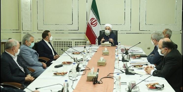 روحانی: از روز شنبه در همه شهرهای قرمز 10 روز محدودیت اعمال میشود
