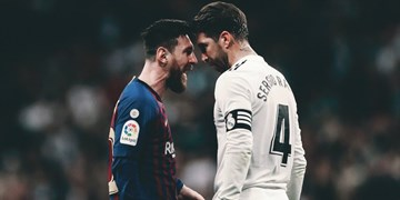 راموس: اگر مسی نبود بارسلونا جامهای زیادی نمیبرد