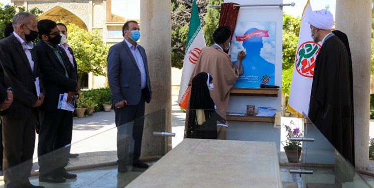 تجلیل از برگزیدگان جشنواره ملی شعر گمنامی با حضور وزیر اطلاعات