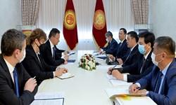 «جباراف»: مجارستان شریک استراتژیک قرقیزستان دراتحادیه اروپا است