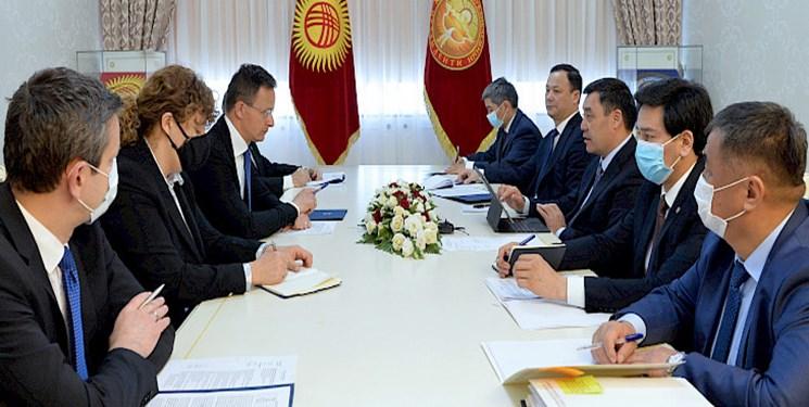 قرقيزستان،مجارستان،صندوق،ديدار،توسعه،مشاركت،همكاري،كشور،وزير ...