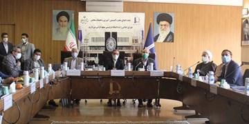 نشست کمیسیون آموزش و تحقیقات مجلس شورای اسلامی با حضور معاون وزیر علوم در مشهد