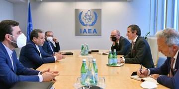 گروسی: راستیآزمایی و نظارت بر فعالیتهای هسته ای ایران ادامه خواهد یافت