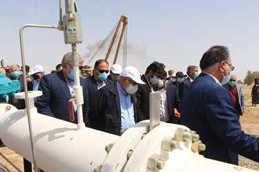 سفر وزیر نفت به منطقه سیستان