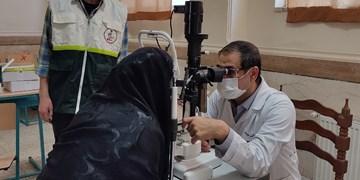 پذیرش بیش از هزار بیمار در  بیمارستان  چشم پزشکی الزهرا(س) زاهدان در بحران کرونا