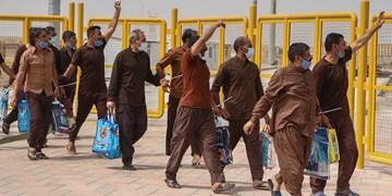 آزادی 40 شهروند ایرانی |||  از زندانهای عراق