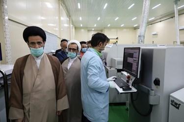 حضور   اعضای کمیسیون صنایع مجلس در گروه صنعتی انتخاب