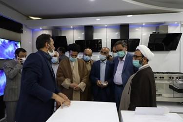بازدید اعضای کمیسیون صنایع مجلس از گروه صنعتی انتخاب