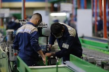 رونق تولید لوازم خانگی در گروه صنعتی انتخاب