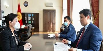 قدردانی نخست وزیر قرقیزستان از حمایت چین در شرایط کرونایی