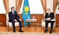 تاکید مقامات قزاق بر برگزاری کمیسیون همکاریهای اقتصادی قزاقستان و ژاپن
