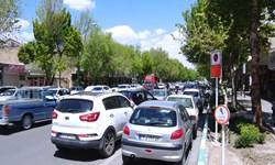 اجرای پارک ساعتی هوشمند در ۱۳ خیابان شهر اصفهان