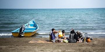 ۴۰۸ کیلومتر از نوار ساحلی دریای خزر در دسترس مردم قرار گرفت