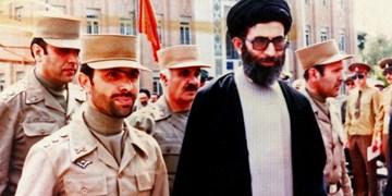 جمله رهبر انقلاب یکروز پس از شهادت صیاد شیرازی/ این زن نتوانست صیاد را فراموش کند