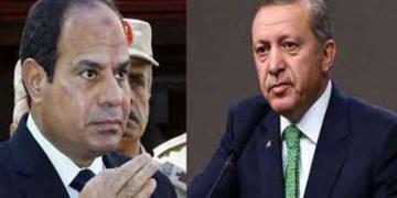 قاهره گفتوگوها با ترکیه را به حالت تعلیق درآورد