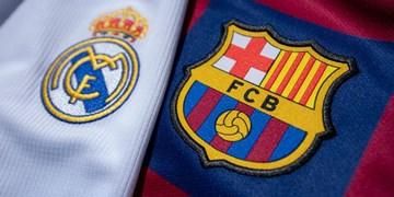 بررسی ترکیب احتمالی رئال مادرید و بارسلونا +تصاویر