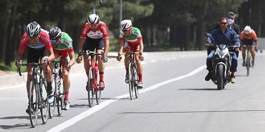 پنج دوچرخهسوار آذربایجانشرقی در اردوی تیم ملی