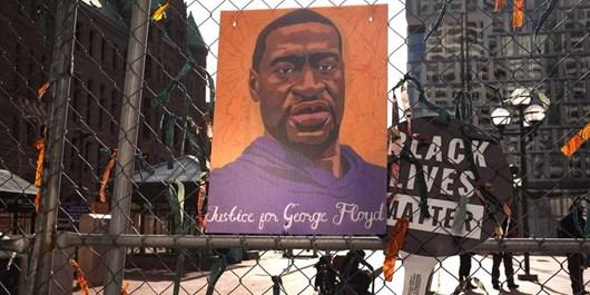 ادعای مقام قضایی آمریکا: قتل «جورج فلوید» مصداق جرائم ناشی از تعصب نژادی نیست