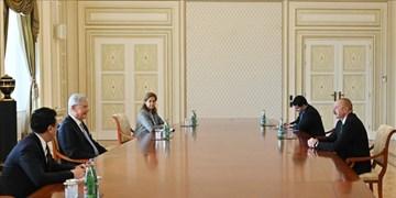 رئیسجمهور آذربایجان: وحشیگری ارمنستان در قرهباغ مشهود است