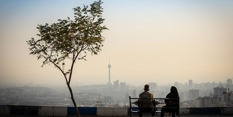 هوای تهران آلوده شد/ جولان کرونا و ذرات معلق در پایتخت