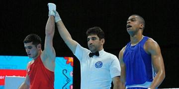 بوکس قهرمانی بزرگسالان آسیا  حضور تنها یک داور ایرانی در هند