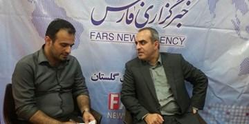 اعزام تیم دوومیدانی استان گلستان به مسابقه بینالمللی جام «باغبانباشی» مشهد