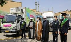 ارسال 42 هزار بسته گوشت به 31 استان