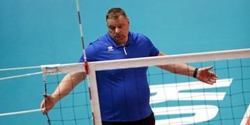 المپیک؛ آخرین میدان آلکنو/ سرمربی تیم ملی والیبال به فکر بازنشستگی