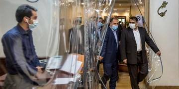 ادارات تهران در روزهای قرمز کرونایی