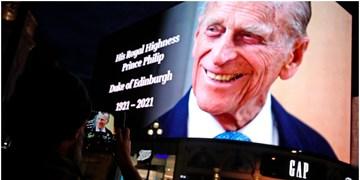 شکایت گسترده از بی بی سی بابت پوشش بیش از حد مرگ شوهر ملکه!