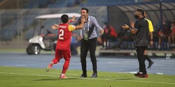 گزارش تصویری از پیروزی فولاد ایران مقابل العین امارات