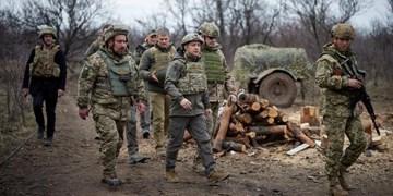 هشدار اوکراین درباره تحرکات مرزی روسیه