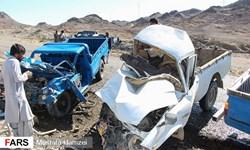 خودروهایی که در حوادث جادهای مچاله میشود