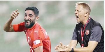 تمجید رسانه قطری از ستاره ایرانی / کار خوب العربی خرید مهرداد محمدی بود