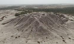 اتمام عملیات گمانهزنی باستانشناسی محوطه کنارصندل جیرفت