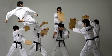 فیلم| مسابقهای سریع و جذاب سبک هانمادانگ در تکواندو