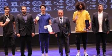 درخشش ورزشکار آذربایجانشرقی در اولین دوره مسابقات فیتنس قهرمانی کشور