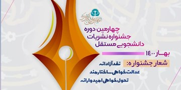 برگزاری چهارمین دوره جشنواره نشریات دانشجویی مستقل در بهار 1400