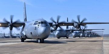 ورود هواپیمای «سی-130» آمریکا به اوکراین همزمان با تنش مسکو و کییف