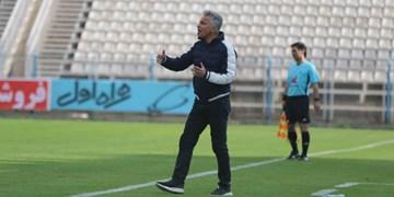 اکبرپور: برای پیروزی و کسب 3 امتیاز باتجربه نبودیم/از بازی تیم راضی هستم
