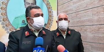 سردار اشتری: عوامل حمله به پاسگاه کورین زاهدان دستگیر شدند
