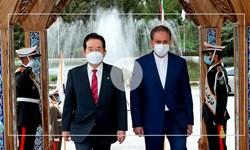 فارسی حرف زدن نخست وزیر کره جنوبی در نشست با جهانگیری