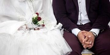 به همت بسیج جامعه زنان سپاه سلمان ۳۴ زوج راهی خانه بخت شدند