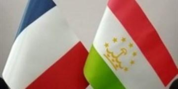دیدار مقامات تاجیکستان و فرانسه؛ توسعه همکاری محور رایزنی